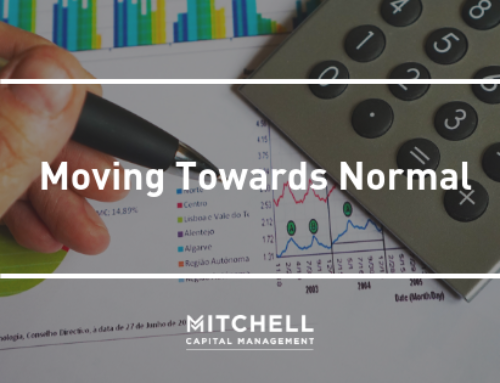 Moving Towards Normal