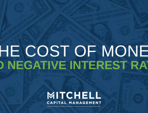 The Cost of Money and Negative Interest Rates