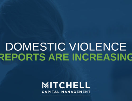 Domestic Violence Reports Are Increasing