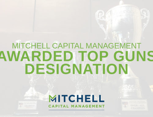 Mitchell Capital Awarded PSN Top Gun For Fourth Consecutive Quarter