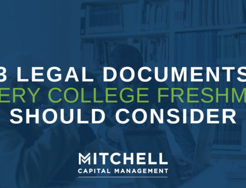 3 Legal Documents Every College Freshman Should Consider