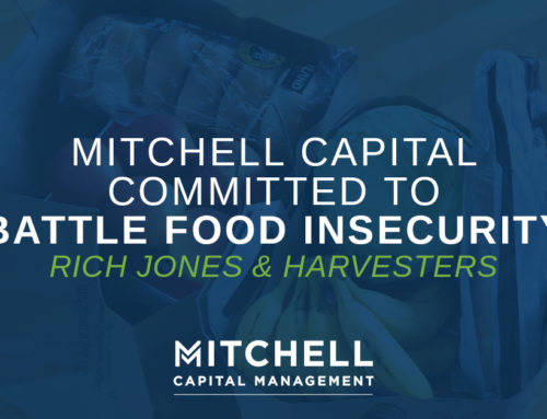 Mitchell Capital Committed to Battle Food Insecurity – Rich Jones and Harvesters