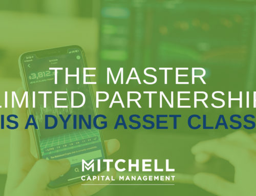 The Master Limited Partnership is a Dying Asset Class