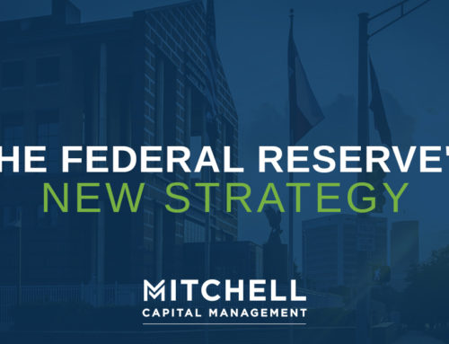 The Federal Reserve's New Strategy