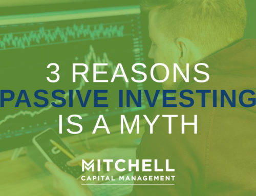 Three Reasons Passive Investing is a Myth