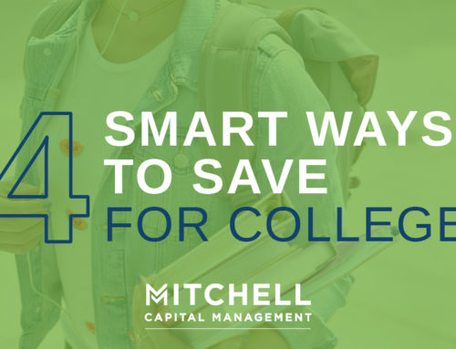 4 Smart Ways to Save for College