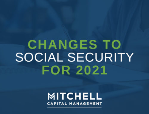 Changes to Social Security for 2021