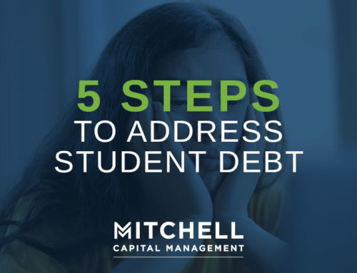 5 Steps to Address Student Debt During this Pandemic