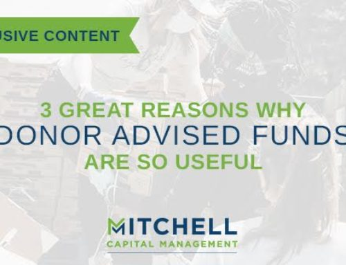 Three Great Reasons Why Donor Advised Funds Are So Useful