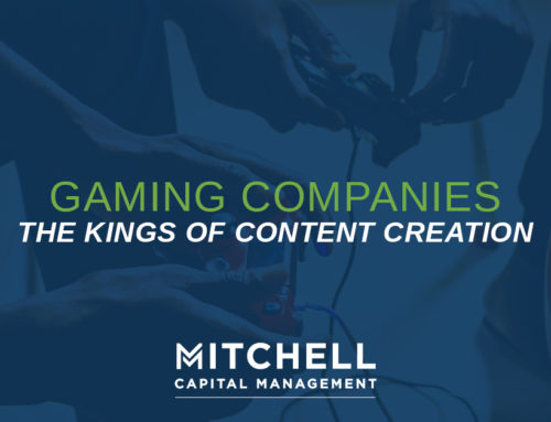 Gaming Companies: The Kings Of Content Creation