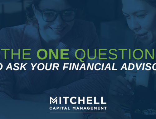 The One Question to Ask Any Financial Advisor