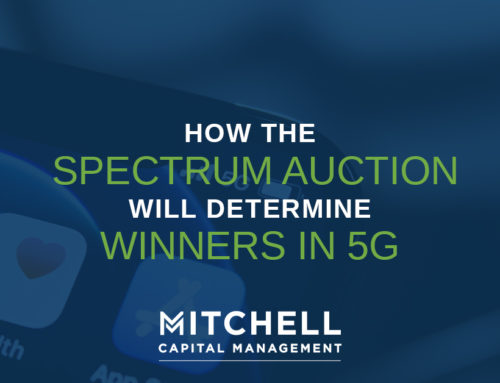 How The Spectrum Auction Will Determine Who Wins In 5G