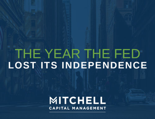The Year the Fed Lost Its Independence
