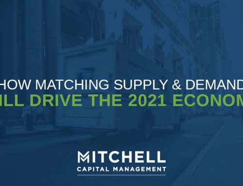 How Matching Supply and Demand Will Drive the 2021 Economy