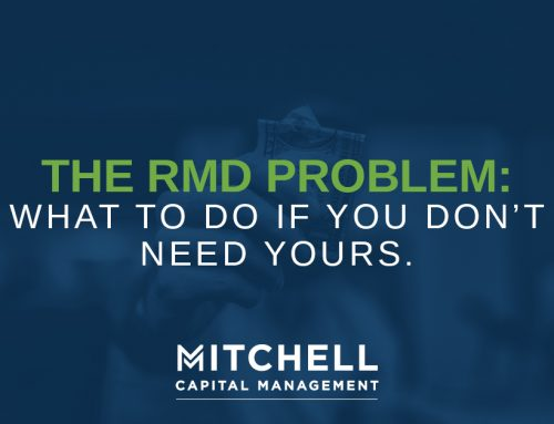 The RMD problem: What To Do If You Don't Need Yours