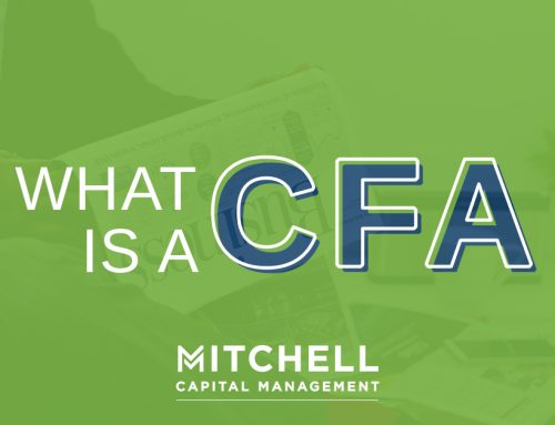 What is a Chartered Financial Analyst?
