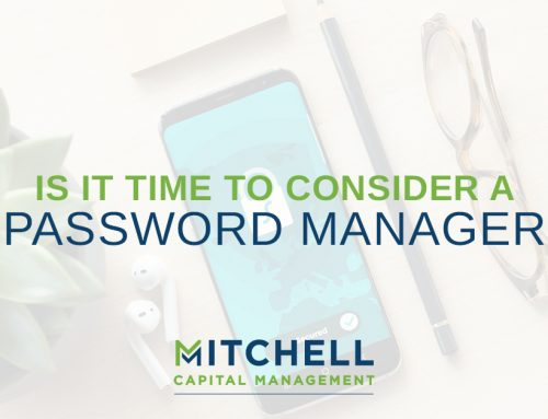 Is It Time To Consider A Password Manager?