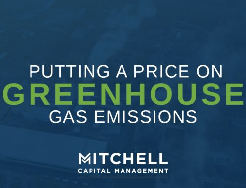 Putting A Price On Greenhouse Gas Emissions