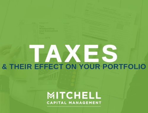 Taxes And Their Effect On Your Portfolio
