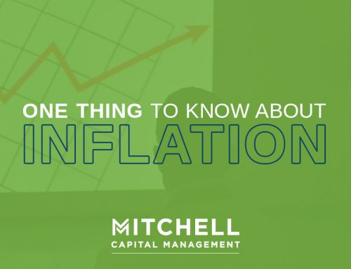One Thing to Know About Inflation