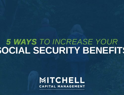 Five Ways to Increase Your Social Security Benefits