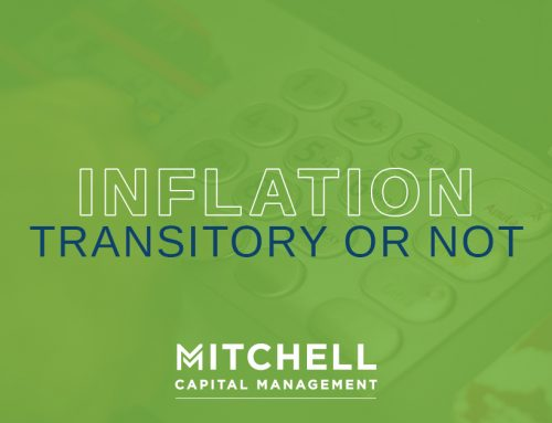 Inflation: Transitory or Not