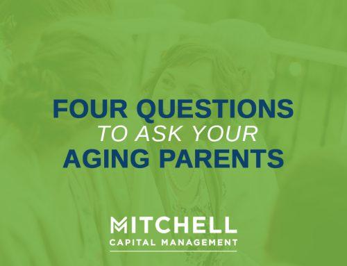 Four Questions to Ask Your Aging Parents